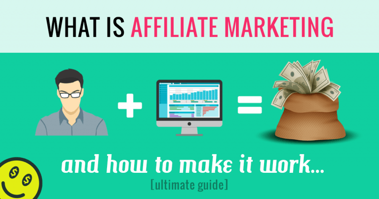 What Is Affiliate Marketing And How To Make It Work? [Ultimate Guide]