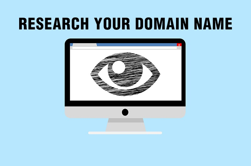 Research Your Domain Name