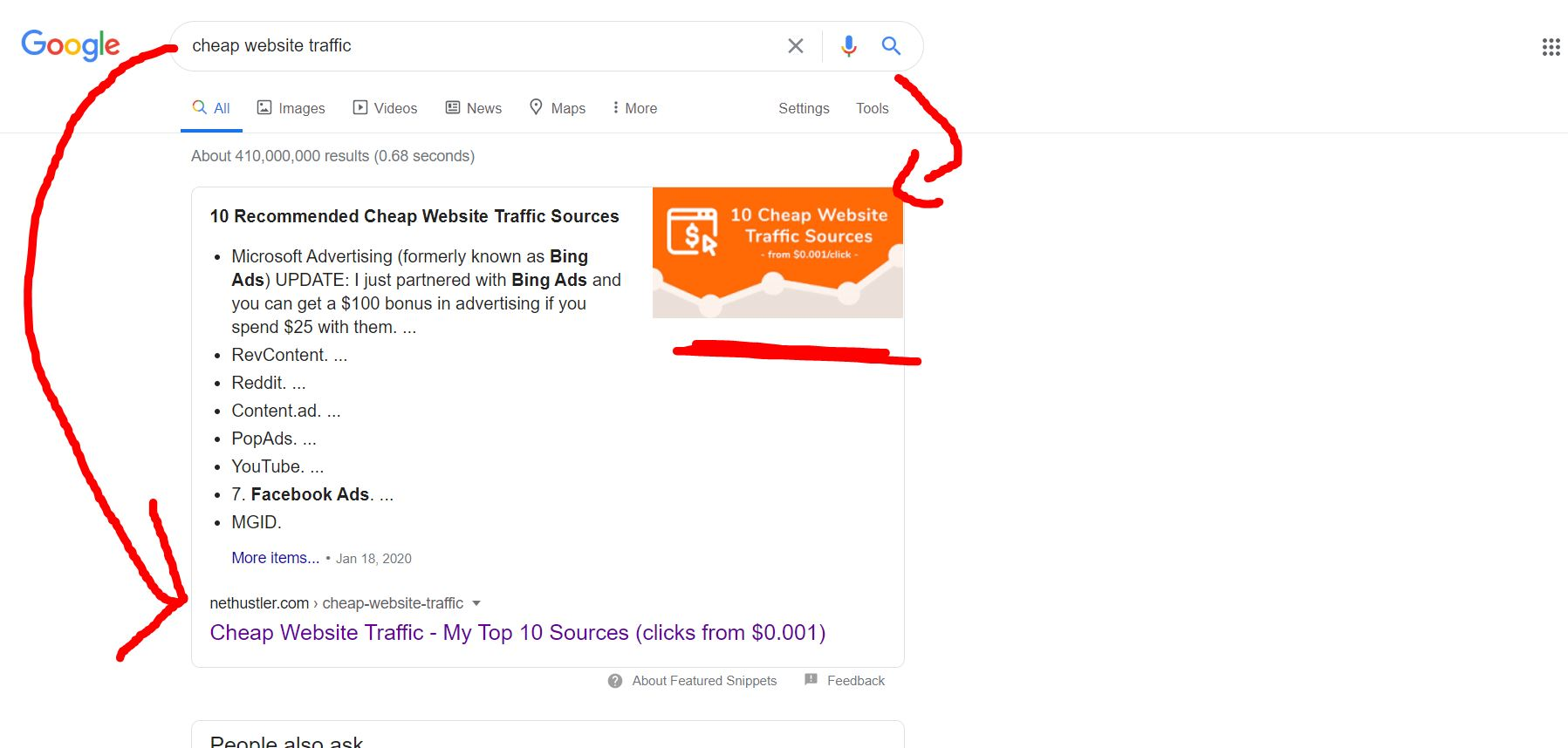 best wordpress plugins for affiliate marketing - featured snippets