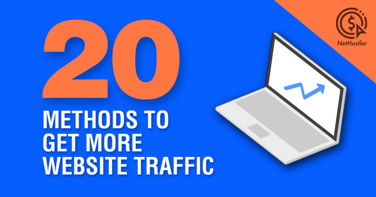 How To Get Traffic To Your Blog – 20 Methods For Traffic Generation