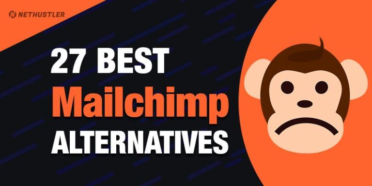 27 Best Mailchimp Alternatives in 2021 – Free & Paid