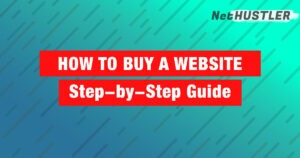How to buy a website