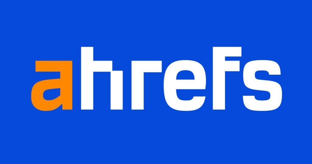 ahrefs - simialrweb competitor
