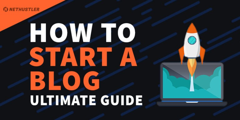 How To Start a Blog in 2021: Step-By-Step Beginner's Guide