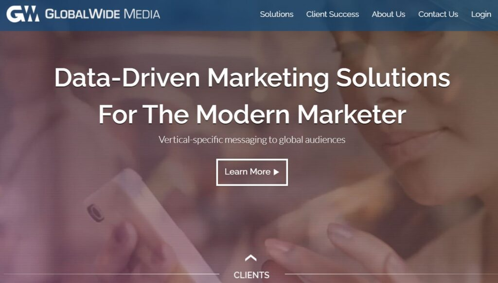GlobalWide Media (Formerly NeverBlue) - top cpa network