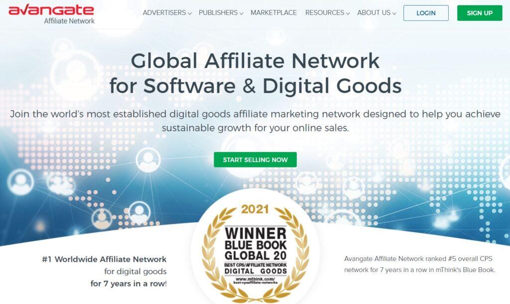 avangate affiliate network
