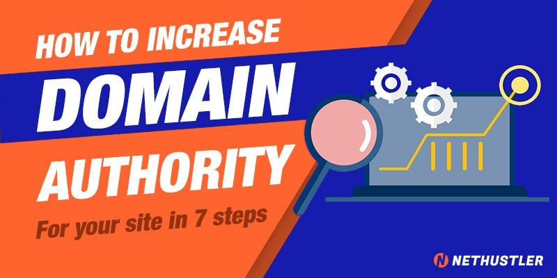 Build domain authority