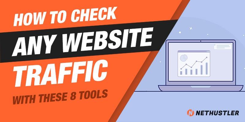 Check website traffic