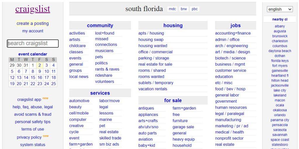 Craigslist an affiliate marketing traffic source