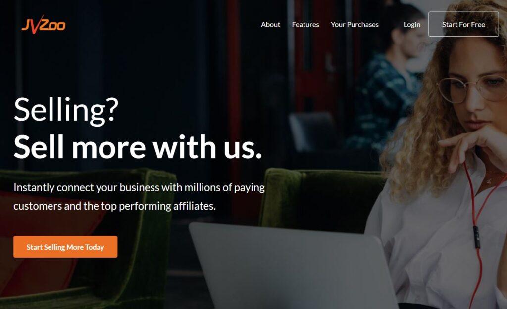 jvzoo - affiliate marketplace