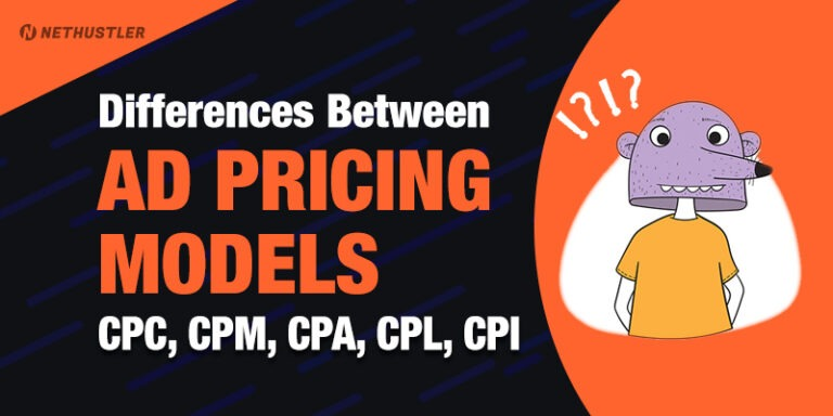 Difference Between CPC, CPM, CPL, CPA, CPI – Marketing Pricing Models