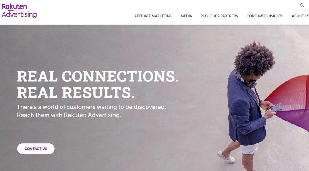 rakuten - affiliate marketing network