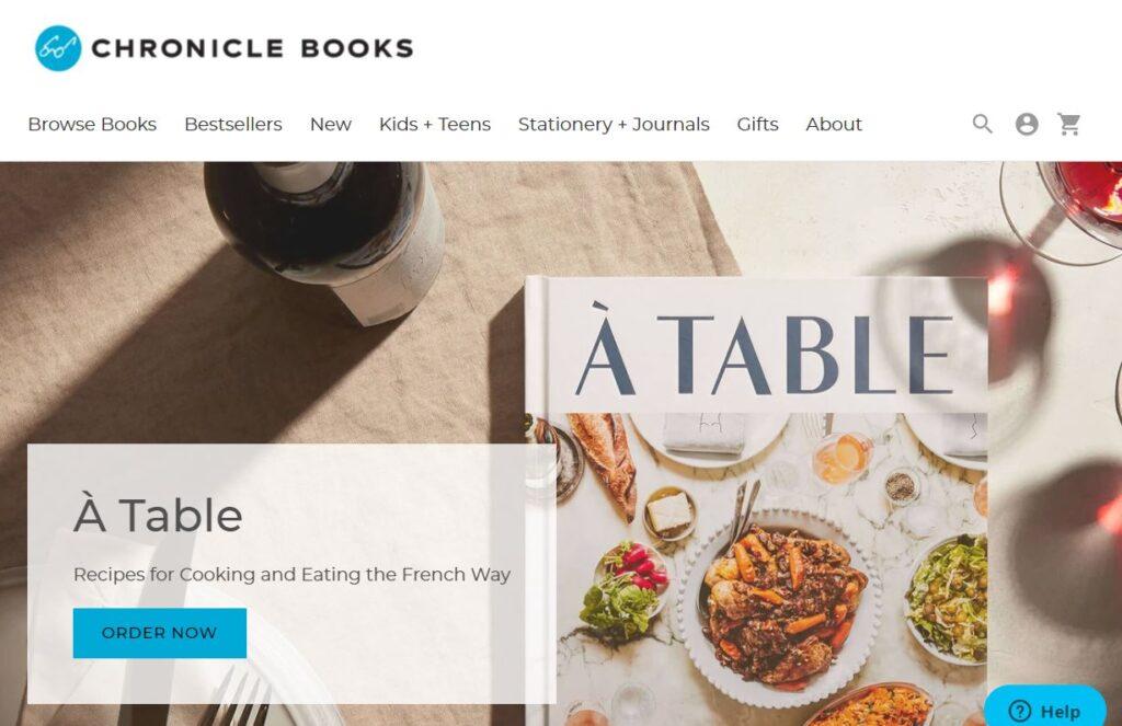 Chronicle Books Affiliate Program