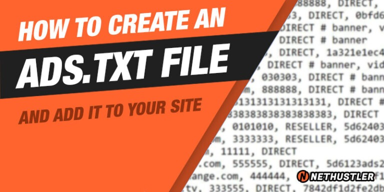 Ads.txt: How to Create & Add it to Your Website [Easy Guide]