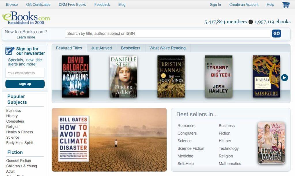 eBooks.com affiliate program