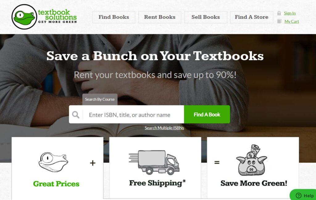 textbook solutions affiliate program