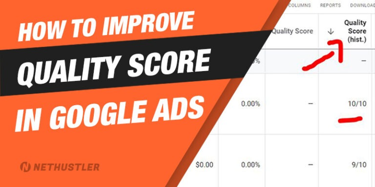 What Is Quality Score in Google Ads? And How to Improve It