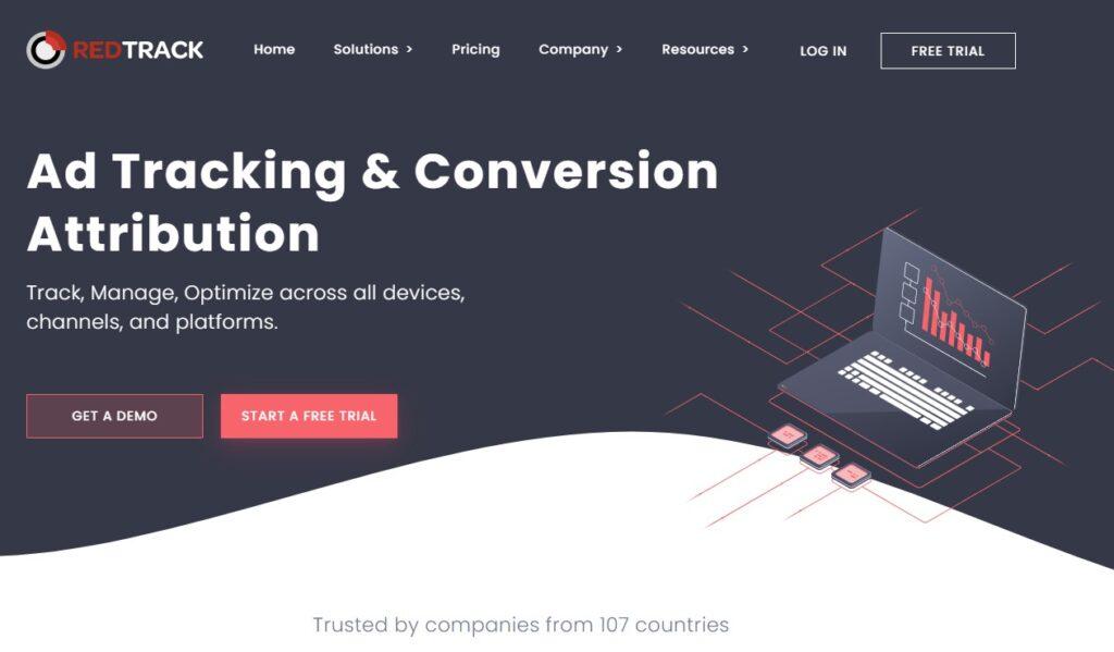 digital marketing tools for optimization - Redtrack